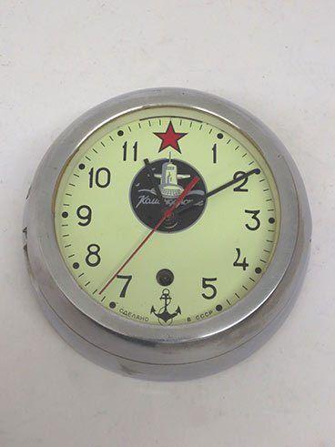 Original Vintage Vostok Russian Submarine Clock £290.00 (ex VAT)