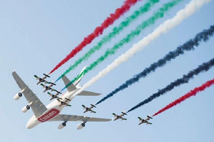 New UAE orders at Dubai Airshow: US companies win $44bn