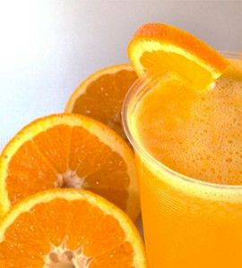 Orange Smoothie Recipe - Smoothie Diets