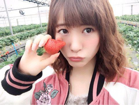 いちご狩り。生田衣梨奈|モーニング娘。'17 Q期オフィシャルブログ Powered by Ameba