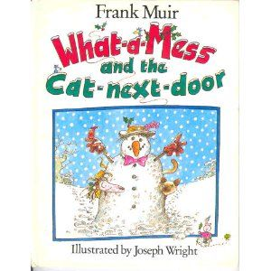 The original What-a-Mess books were given to me by my Grandpop long before I remember, and every one of them (What-a-Mess, What-a-Mess the Good, ...