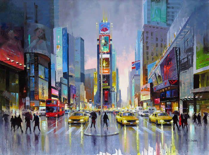 Robertson Art Gallery - Nasser Zadeh