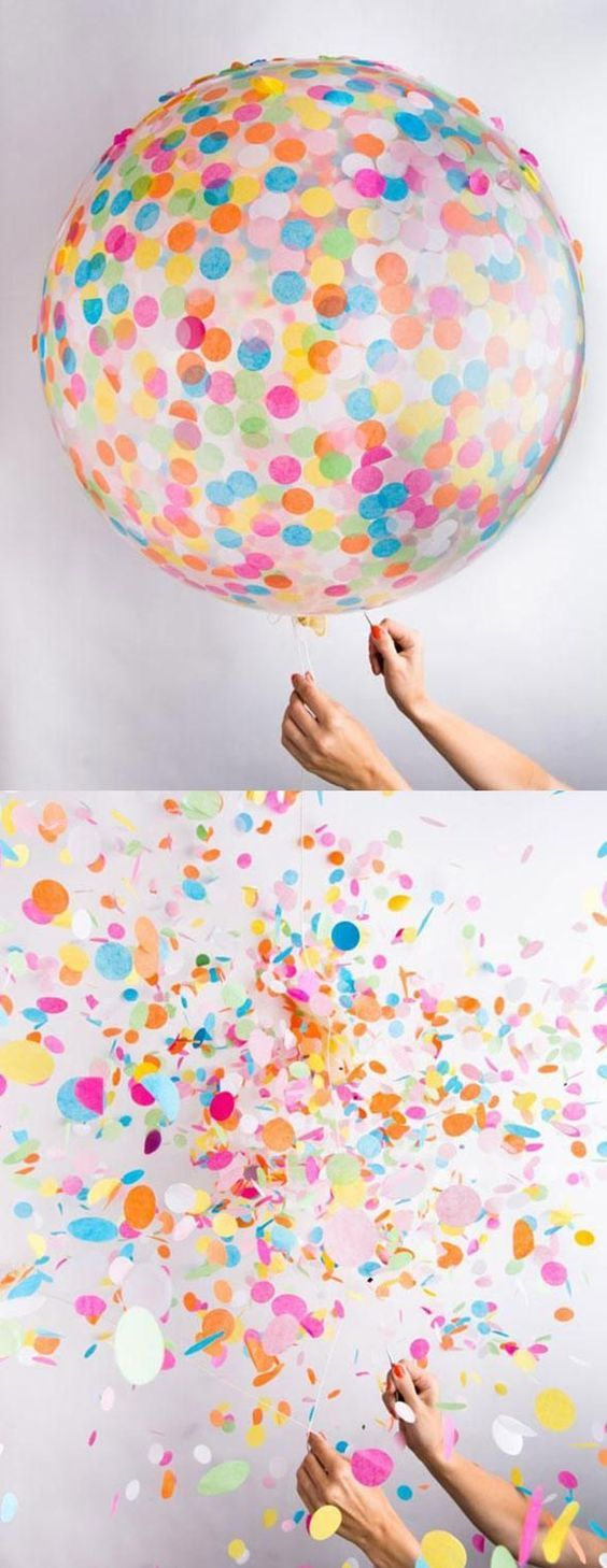Are you ready for confetti?