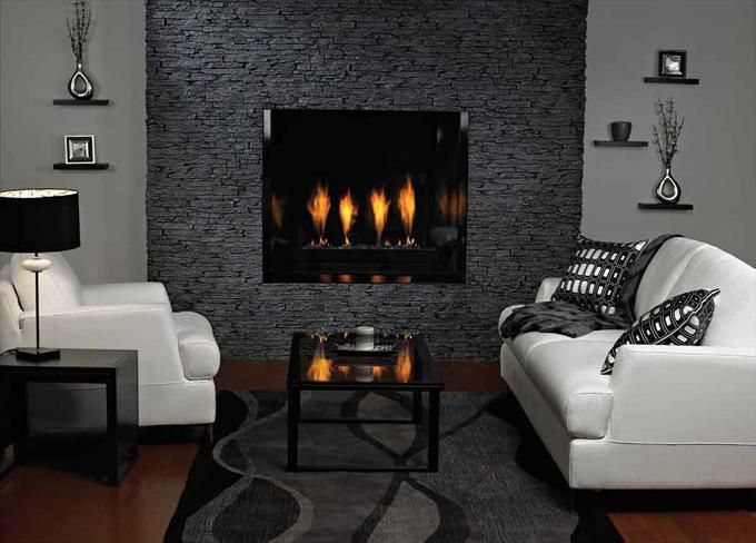 127 best MODERN FIREPLACE images on Pinterest | Modern fireplace ...