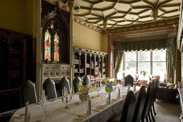 Ettington Park Hotel wedding venue in Stratford-upon-Avon, Warwickshire
