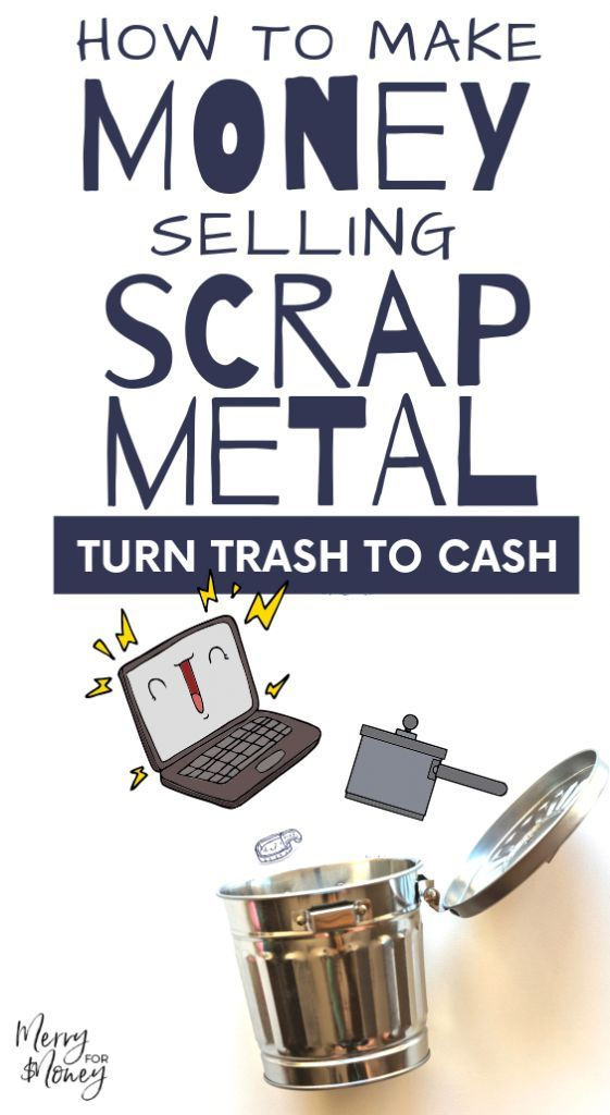 Trash To Cash: How To Make Money Selling Scrap Metal – Full Guide