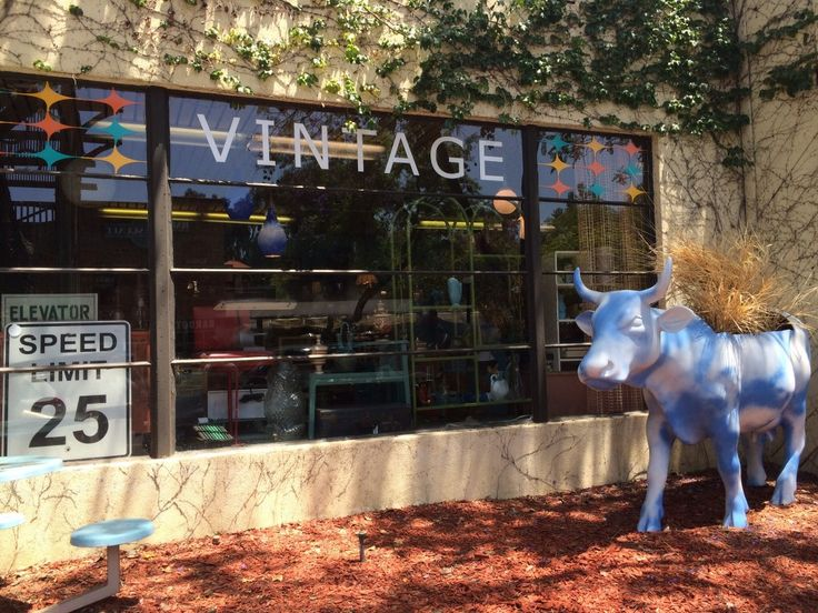 the best shopping in downtown claremont, california. via jauntblog.com