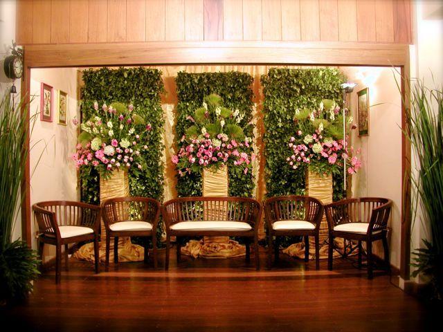 55 Gambar Dekorasi Pelaminan Minimalis Dan Klasik - Memiliki sebuah pernikahan yang indah tentu menjadi impian semua orang, terutama bagi m...