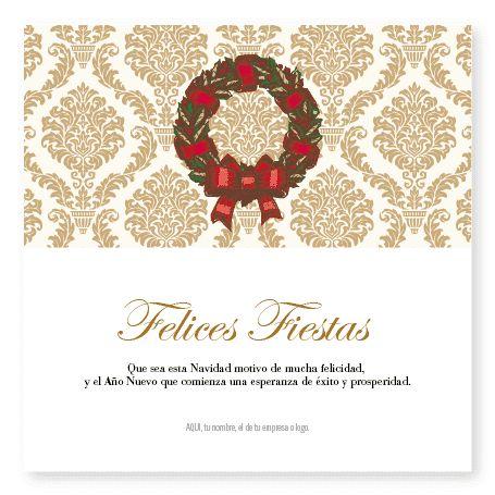 Fiesta Barroca ::  tarjetas para navidad y fin de año