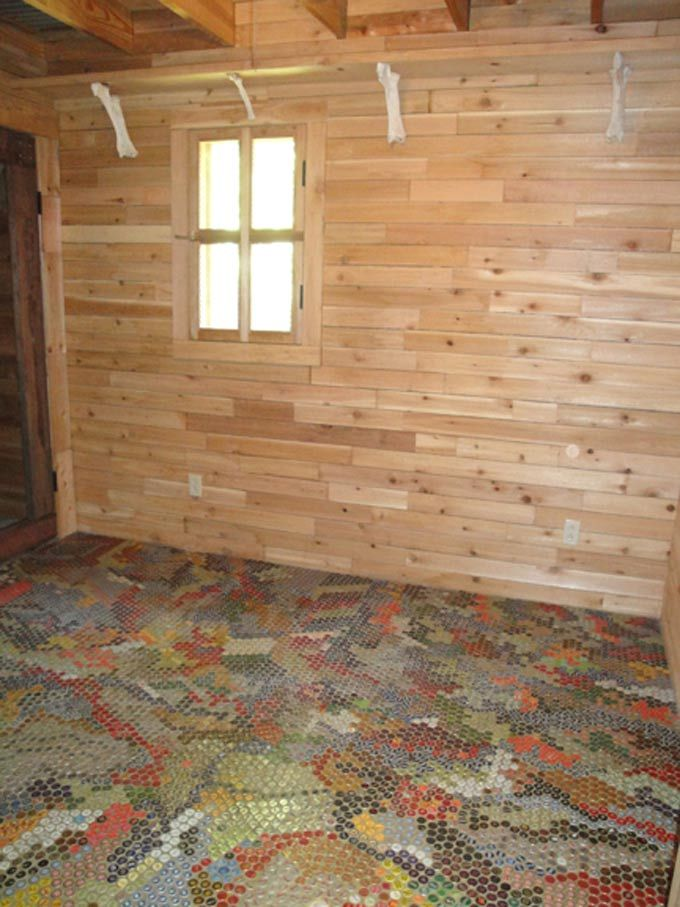66 best images about operation man cave on pinterest for Cool cheap flooring ideas