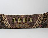 16x48 euro pillow cover kilim pillow king size bedding big pillow cover king size pillow shams big decorative pillow shams king pillows K14