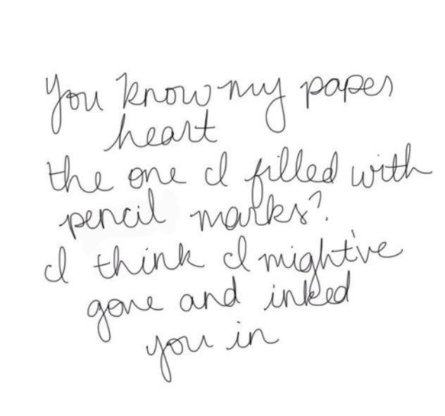 Some of my favorite John Mayer lyrics (: