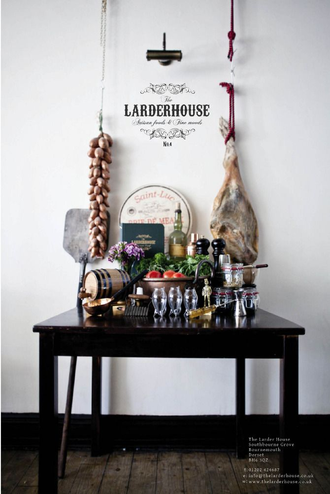 The Larderhouse