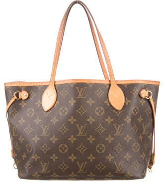 Louis Vuitton Monogram Neverfull PM.