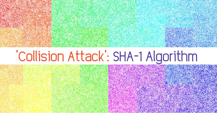 Secure Hash Algorithm 1 (SHA-1) is Circumvented by Google Research For Testing Vulnerability. Some researchers theorised vulnerabilities of SHA-1 from 2005 and now have been exploited for the first time with an unusual technique.