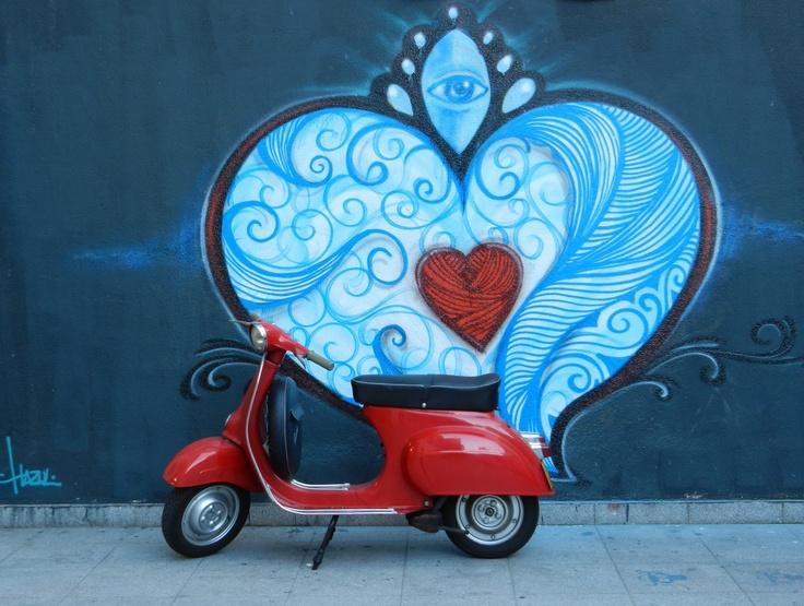 Street art - Porto, Portugal