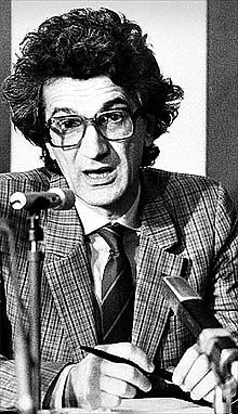 Negri in English | 'We are not inventors of anything. We are just readers of Marx and political revolutionary agitators in our time' http://en.wikipedia.org/wiki/Antonio_Negri