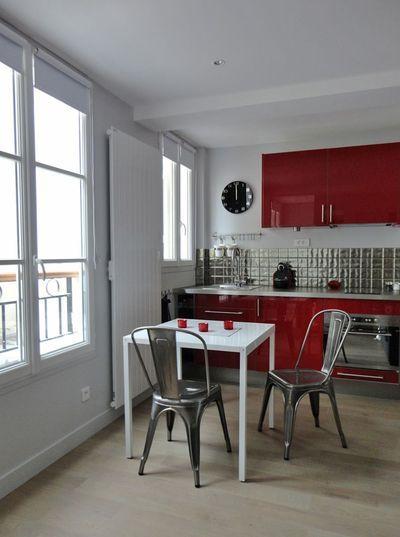 Comment agrandir une petite cuisine : conseils déco et aménagement - CôtéMaison.fr