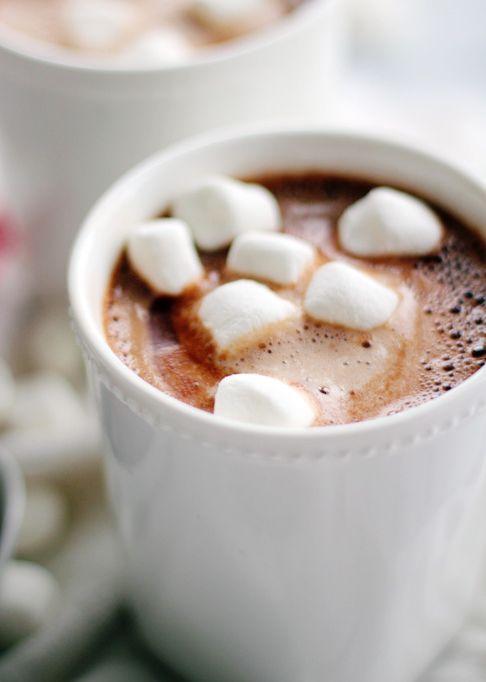 Creamy Hot Cocoa Mix Recipe