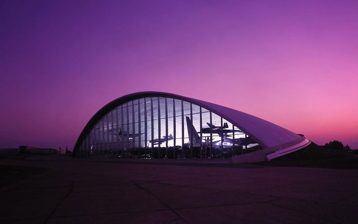 American Air Museum | Projects | Foster + Partners