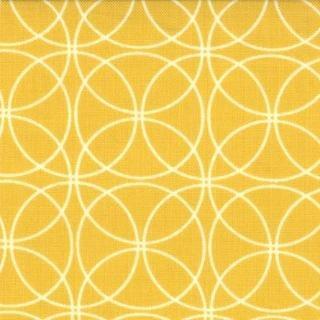 Sew Modern : Zen Chic - Comma - Swinging - Mustard