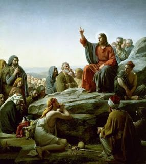 Espiritizar e Amar.: O Sermão da Montanha.