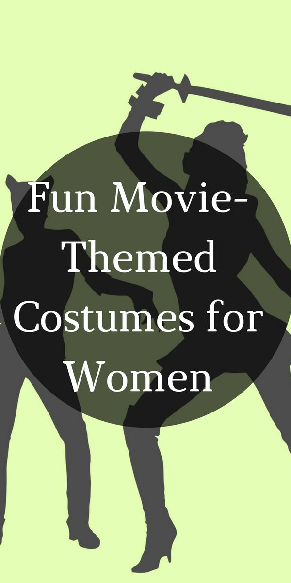 Fun Movie-Themed Costumes for Women! #blessedbeyondcrazy #ebay #ad