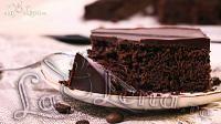 Negresa cu Ciocolata - Reteta VIDEO - Pas 13