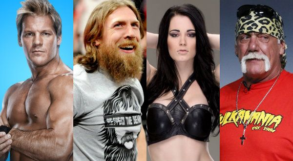 Daniel Bryan, Paige, Chris Jericho Join WWE Tough Enough