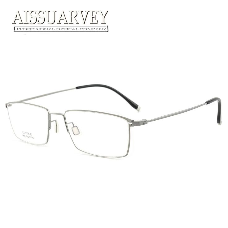 Titanium Eyeglasses Frames Men Optical Eyewear Flexible Light Prescription Goggles Brand Designer Eyeglasses Top Quality Thin. Yesterday's price: US $42.34 (34.36 EUR). Today's price: US $73.00 (59.60 EUR). Discount: 0%.
