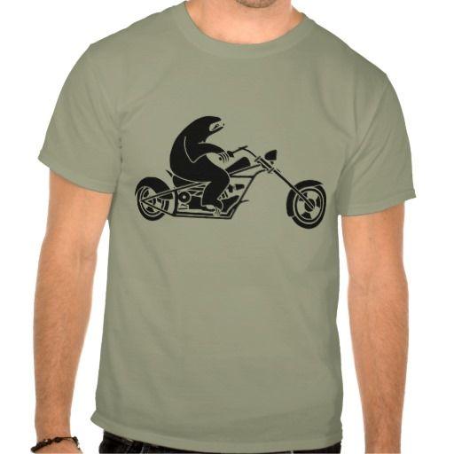 Slow Sloth On A Fast Bike Tee Shirt