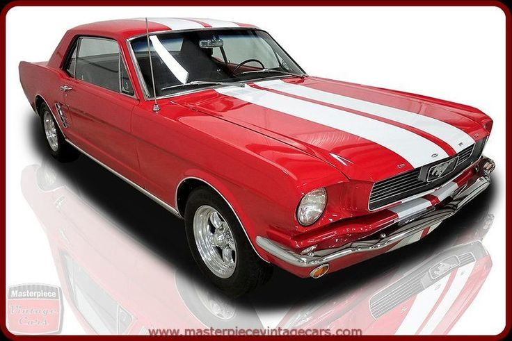 1966 Ford Mustang for sale - Whiteland, IN | OldCarOnline.com Classifieds