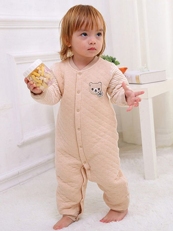b986c01d4968 Organic Cotton Winter   Autumn Newborn Clothes