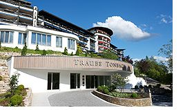Visit Hotel Traube-Tonbach in Germany: Nine Generations of Family History  http://www.tauck.com/travel-blog/Taucks-Travelogue/hotel-traube-tonach.aspx