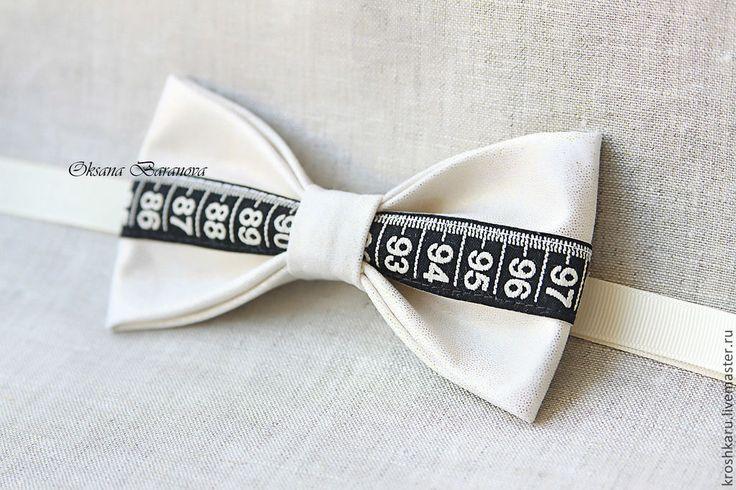 Купить Галстук бабочка Метр - галстук-бабочка, галстук бабочка, галстук бабочка женский