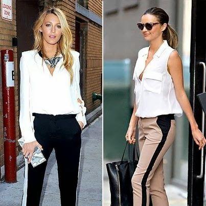 En Yeni Moda Bayan Pantolonları