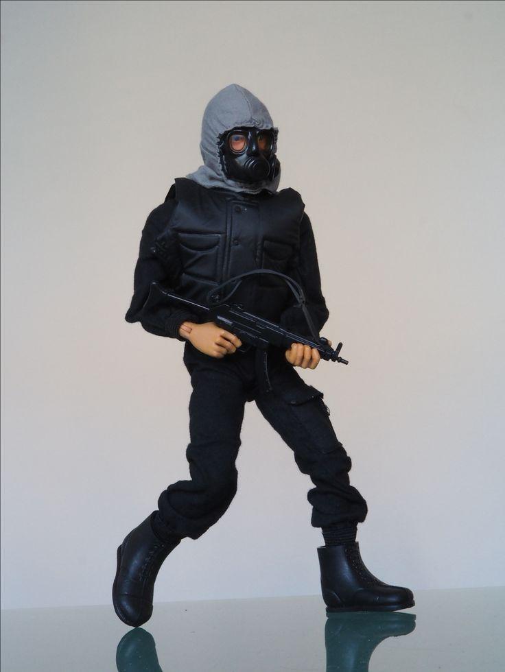 Action Man SAS Commander