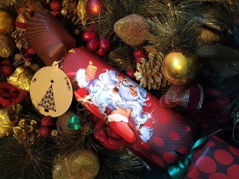 swank christmas bon bon – Swank Creations