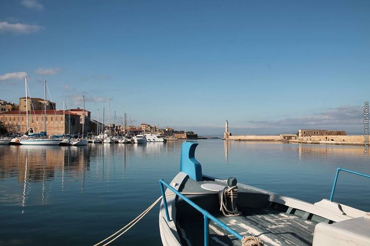 Chania - old harbour