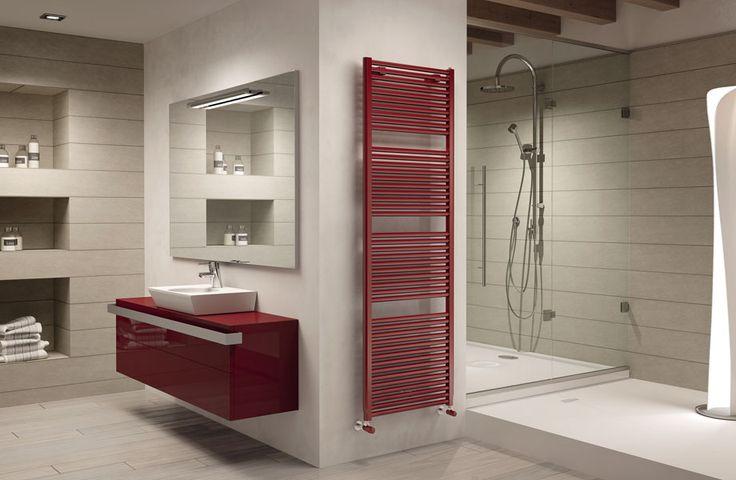 Oltre 1000 idee su arredo bagno rosso su pinterest bagni rossi bagno e decorazione bagno - Arredo bagno rosso ...