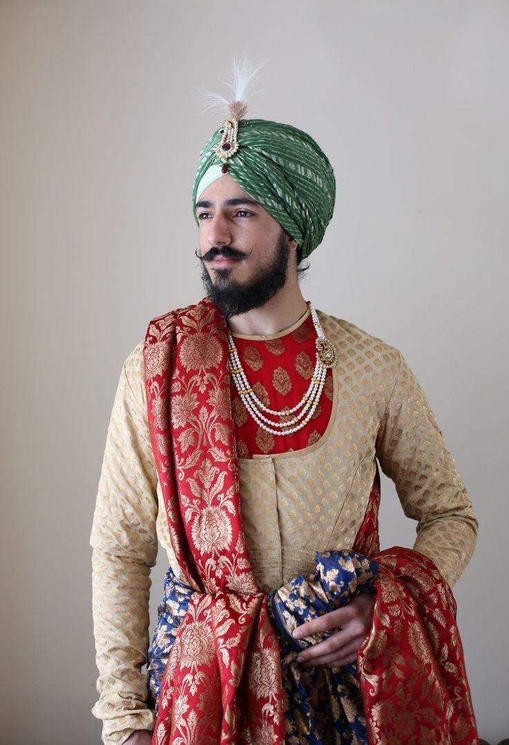 Wedding Dresses For Punjabi Grooms