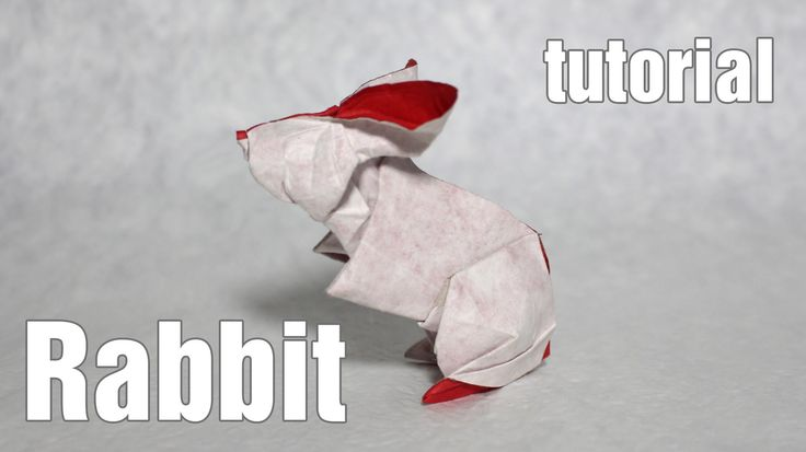 how to make an origami donkey