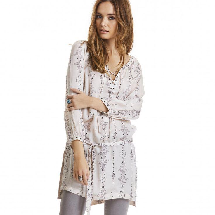 Odd Molly dusty desert short dress