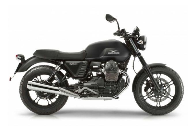 Moto Guzzi V7 II Stone ABS - The 10 Best Beginner Motorcycles | Complex