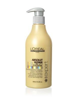 11% OFF L'Oreal Professional Absolut Repair Cellular Shampoo, 16.9 fl. oz.