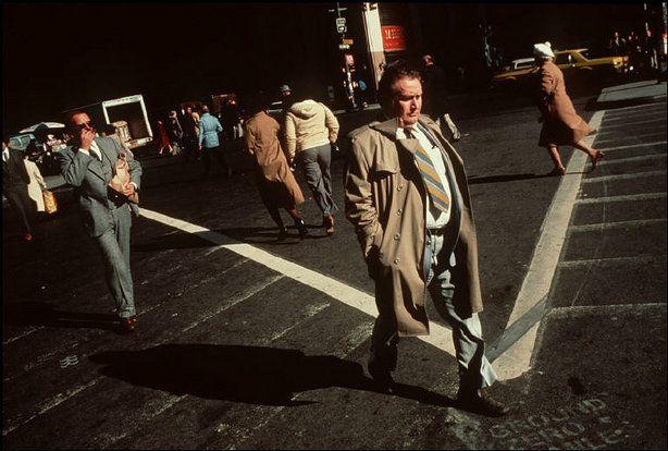 NEW YORK CITY—Downtown, 1984.  © Alex Webb / Magnum Photos