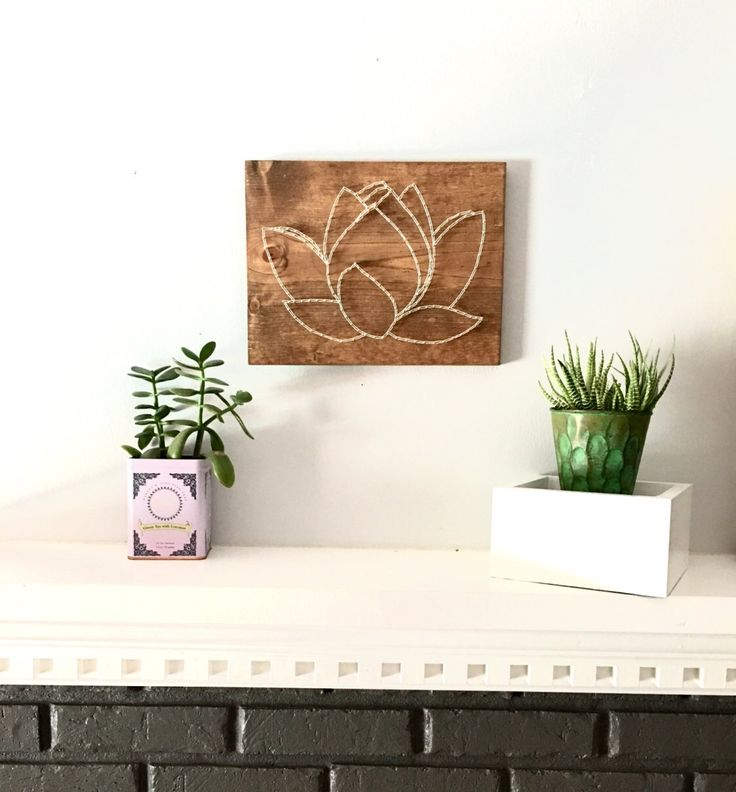 A personal favorite from my Etsy shop https://www.etsy.com/listing/281862476/lotus-wall-art-living-room-wall-art