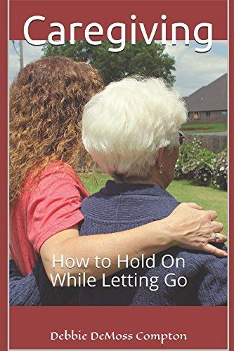 Being a Caregiver is rough on a good day, but it doesn't have to be as difficult! Learn from my mistakes, be prepared for what lies ahead, and duplicate our unique inventions in your home. We are in this together. Read this to gain information, inspiration, and ideas on how to make life safer and easier. Laugh with me at some of the crazy situations I get into with my mom who has Dementia and my MIL who has Alzheimer's. This is a thoughtful gift for any caregiver! It will help them.
