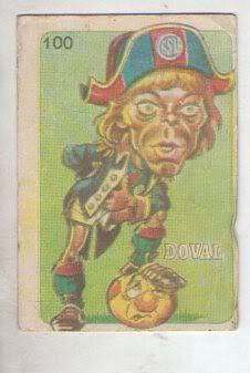 Narciso Doval - San Lorenzo #100 - 1979