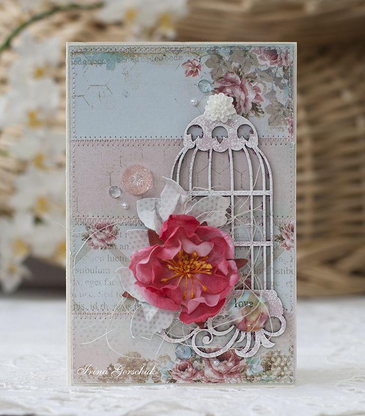 Хобби самодельных открыток